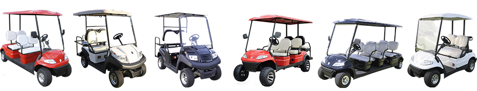 Golf carts in stock in Miami FL