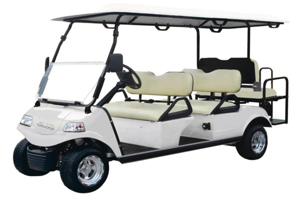 carrier 8 golf cart